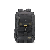 solo 173 thrive laptop backpack black yellow