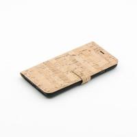 tellur folio case for iphone 78 cork
