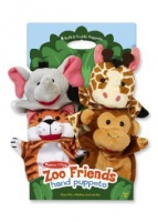 zoo friends hand puppets baby toy