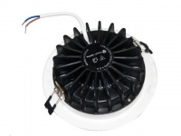 Forest Lighting 15W Recessed LED Downlight Warm White
