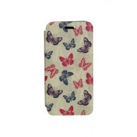 tellur folio case for iphone 6 plus butterfly