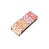 tellur flip case for iphone 66s mozaic