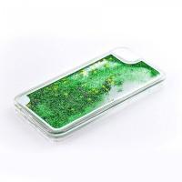 tellur hard case cover for iphone 78 glitter green