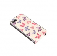 tellur flip case for iphone 55s butterfly