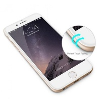 tellur tempered glass 3d for iphone 78 plus white