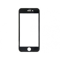 tellur tempered glass 3d for iphone 66s black