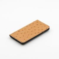 tellur book case magnetic for iphone 78 plus ostrich