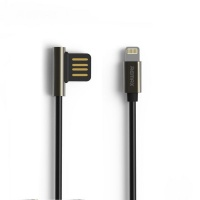 remax emperor series data cable for iphone 6 black