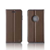 remax foldy series case for iphone 7 brown