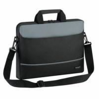 targus intellect 156 topload laptop case black