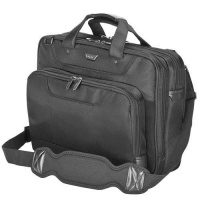 targus corporate traveller 14 briefcase black