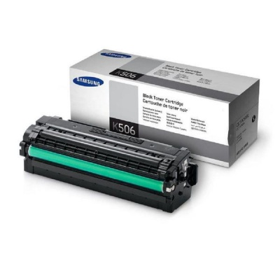 Photo of Samsung CLT-K506L Black Laser Toner Cartridge