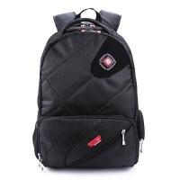 charmza alpha laptop backpack black backpack