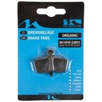 m wave avid code bicycle disc brake pads neck brace
