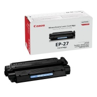 canon ep 27 black laser toner cartridge