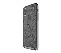 body glove glam case apple iphone xsx platinum