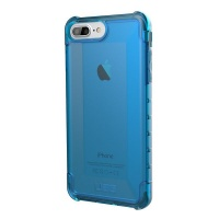 uag plyo case for apple iphone 8 and 7 blue