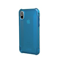 uag plyo case for apple iphone xsx blue
