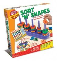 Small World Toys Sort n Shape Geometric Game