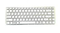 replacement sony vgn nw keyboard white