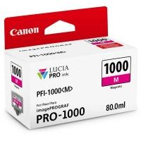 canon pfi 1000 magenta ink cartridge