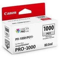 canon pfi 1000 photo grey ink cartridge