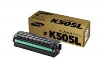 Samsung CLT K505L Black Laser Toner Cartridge