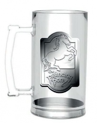 Photo of Lord Of The Rings: Prancing Pony Stein Glass