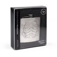 Star Wars Stormtrooper Helmet Hip Flask