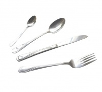 Stainless Steel Cutlery Set 24 piecess