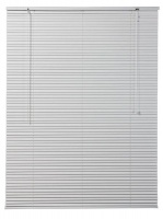 dcor depot 25mm aluminium venetian blinds white 1400mm x curtain