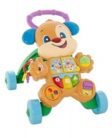 fisher price laugh and learn smart stages puppy walker walker