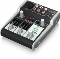 behringer xenys x302usb analogue mixer