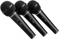 behringer xm1800 3pack microphone