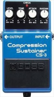 boss cs 3 compression sustainer pedal mtb clipless pedal