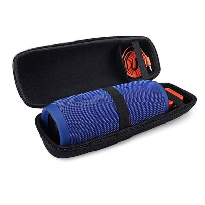 Photo of Tuff-Luv Portable Carry Case for JBL Charge 3 - Black