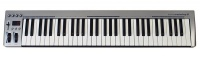 acorn masterkey 61 usb keyboard midi controller