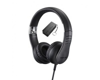 casio xw h1h2 headphones and powerbank set black headphone