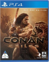 conan exiles day 1 edition ps4