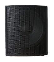 hybrid party sub 18 18inch active bassbin pa system
