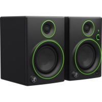 mackie cr4bt pair 1 powered and unpowered monitors studio monitor
