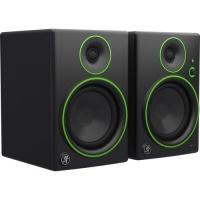 mackie cr5bt pair 1 powered and unpowered monitors studio monitor