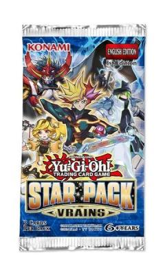 Yu Gi Oh Yu Gi Oh Trading Card Game Star Pack VRAINS