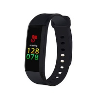 M8 Smart Band with Heart Rate Blood Pressure Monitor Black
