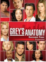 Greys Anatomy Complete Season 4