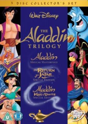 Photo of Aladdin Trilogy