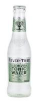 fever tree elderflower tonic water 24 x 200ml water