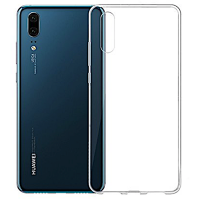 Shockproof TPU Gel Cover for Huawei P20 Pro