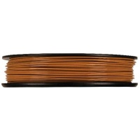 makerbot pla filament large spool true brown