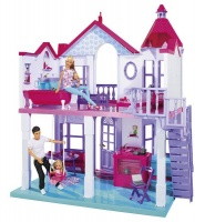 steffi love my dreamhouse dollhouse doll